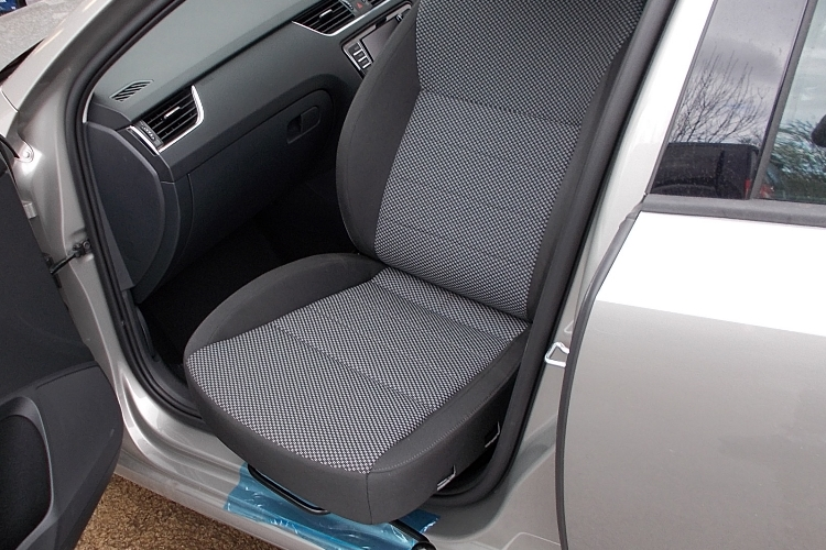 Disabled Passengers Swivel Seat Adaptions